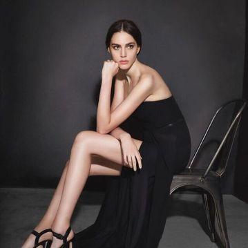 Photographer: Jazmin Monet for Halston